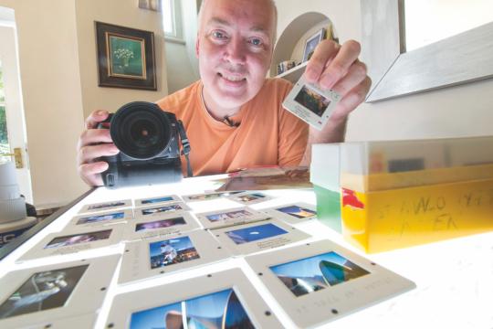 Digitalizziamo foto e diamo