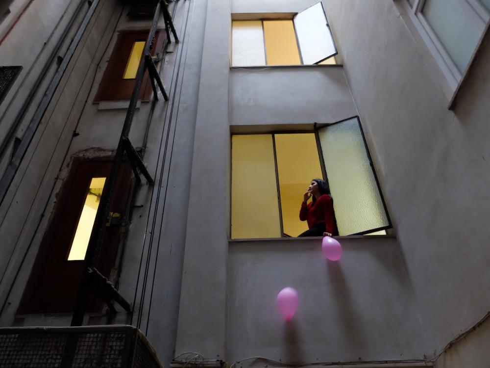 Caduta e rinascita, 2020 ©Vanessa Pallotta