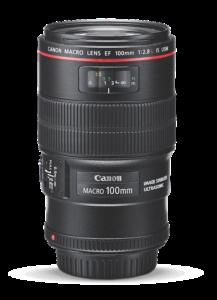 4#Canon EF 100 mm f/2.8 Macro USM
