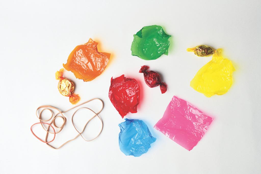 Kit - gelatina sul flash