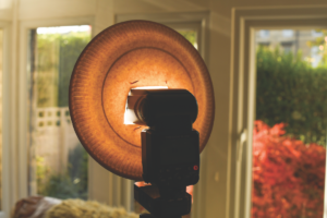 Beauty dish - luce diffusa