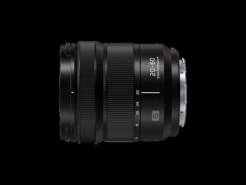 Nuovo LUMIX S 20-60 mm F3.5-5.6