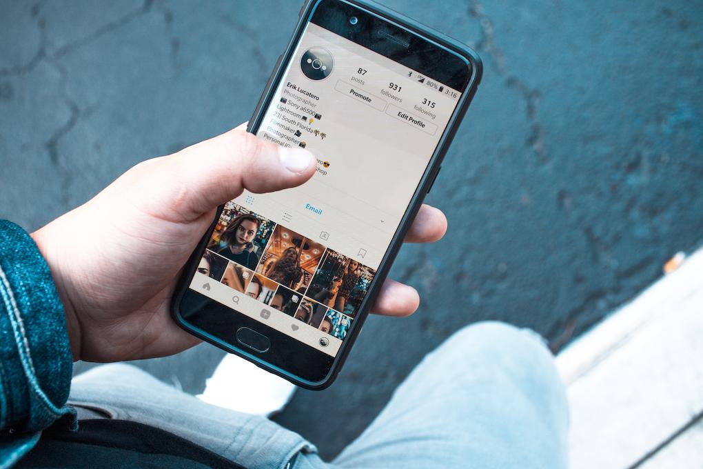Instagram - un'opportunità