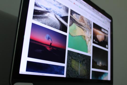 Come creare un sito fotografico