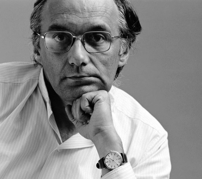 Luigi Ghirri profilo