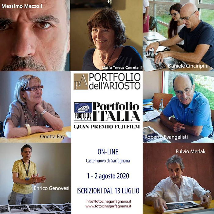 Portfolio Italia - 19° Portfolio dell'Ariosto - locandina