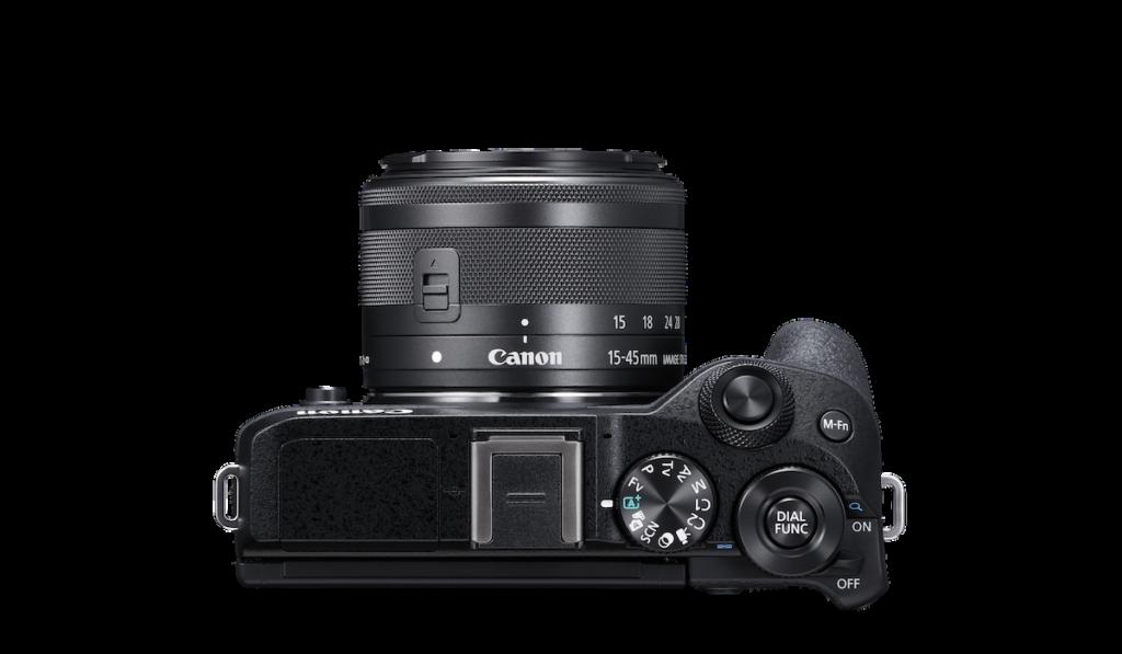 Canon Mirrorless vs reflex