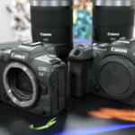 Canon EOS R5 e EOS R6