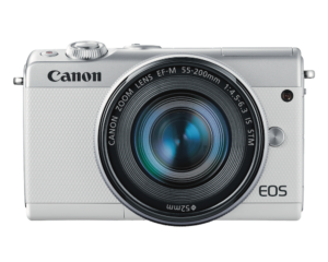 mirrorless EOS M100
