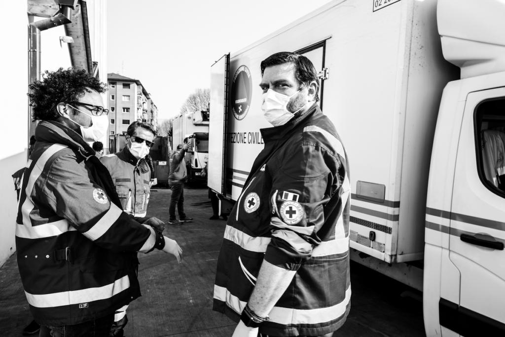 Volontari - © Andrea Stillone