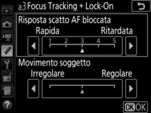 Focus tracking
