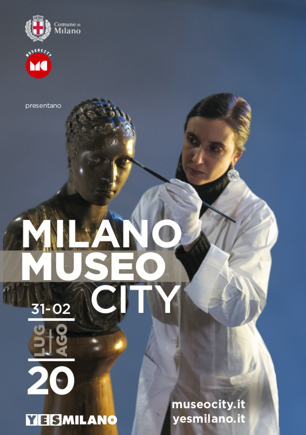 Museo City Locandina