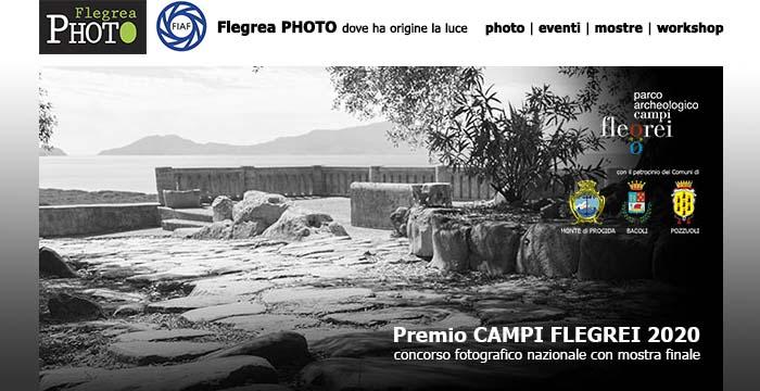 Premio Campi Flegrei 2020 - locandina