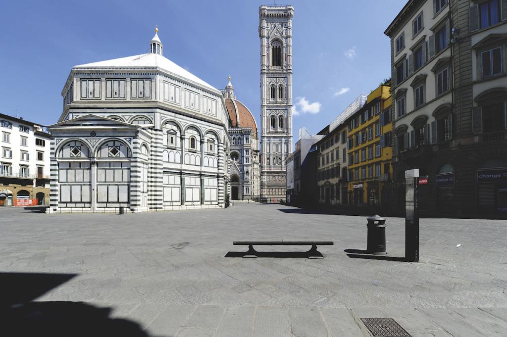 Battistero di S. Giovanni e Cattedrale di Santa Maria del Fiore, Firenze