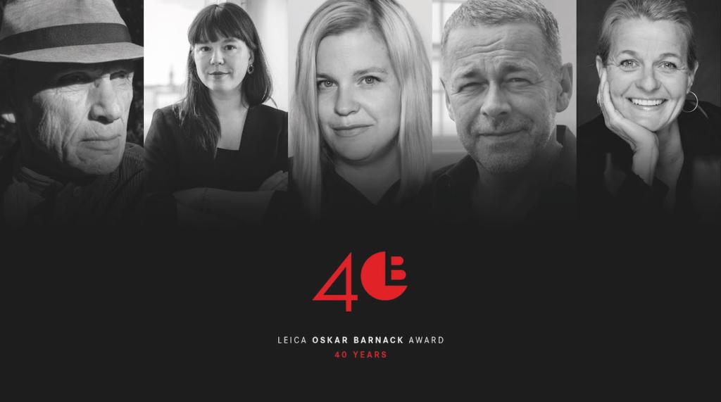 Leica Oskar Barnack Award, Jury Members