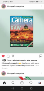 Nuovo post feed di Instagram