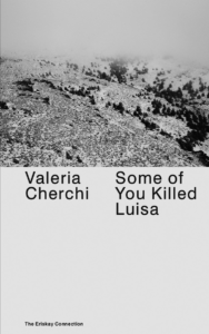 Some of You Killed Luisa - copertina
