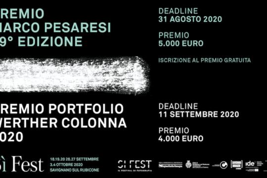 Premio Pesaresi Locandina