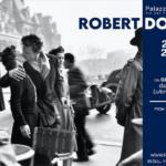 Mostra Robert Doisneau - Palazzo Pallavicini, locandina