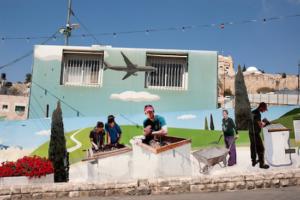 Paesaggi Rinchiusi, Jerusalem, 2010 © Bruna Orlandi
