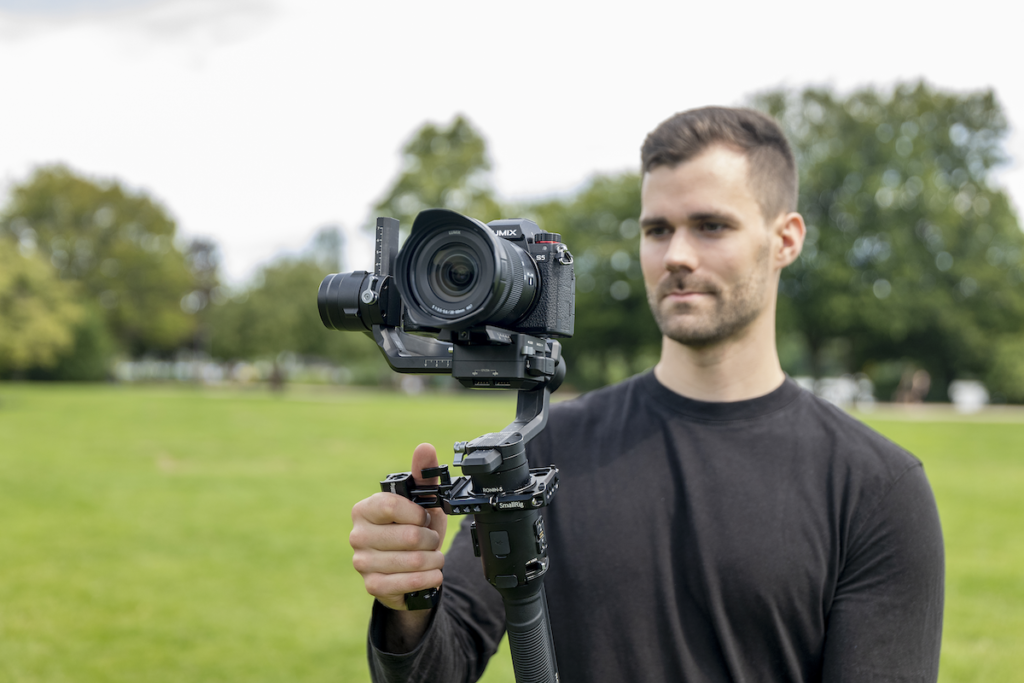 Lumix s5 video making