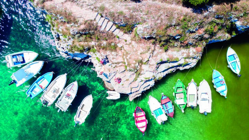 Costa pugliese, Italian Summer