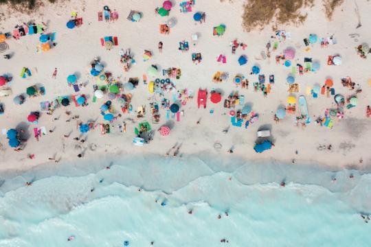 Spiaggia Rosignano Solvay