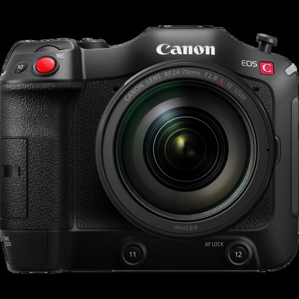 canon eos c70 - fronte