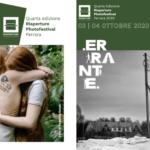 Errante - PhotoFestival Ferrara 2020. Locandina