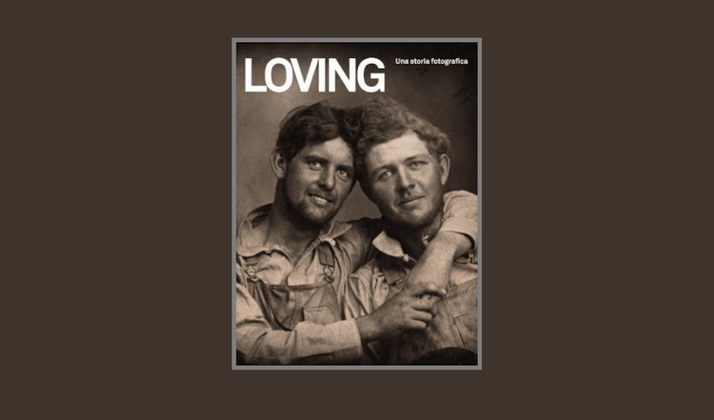 Loving- Una storia fotografica - copertina