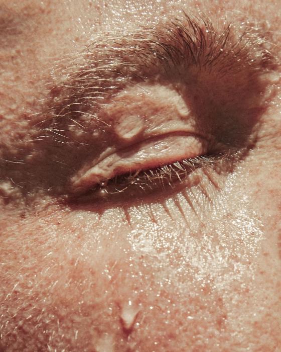Particolare dell'occhio © Maddalena Arcelloni