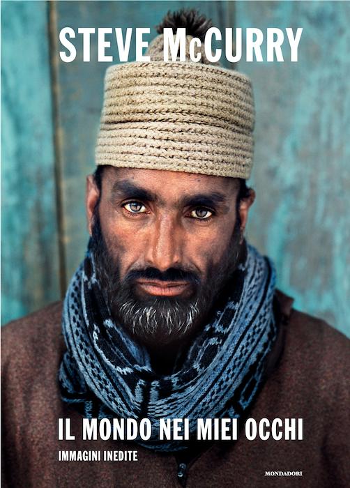 McCurry- copertina Il mondo nei miei occhi