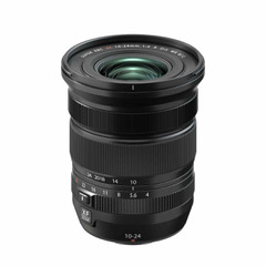 XF10 24mm Lens Front