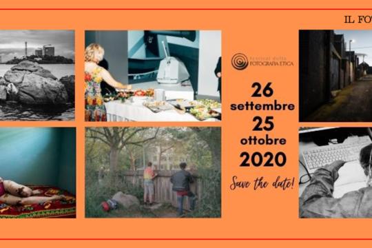 Festival della fotografia etica - locandina
