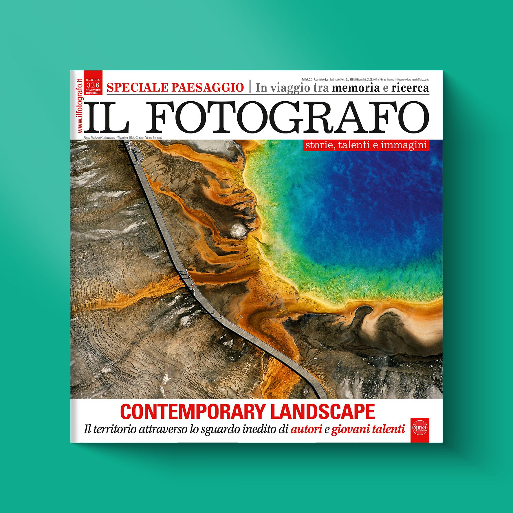 IL FOTOGRAFO 326, copertina