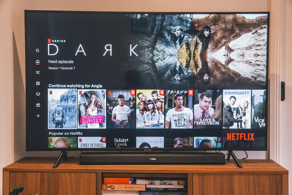 Netflix - home