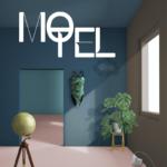 MOTEL, mostra FMAV - Locandina