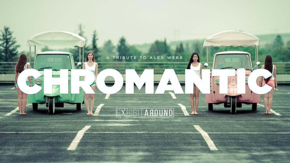 Chromantic copertina / logo