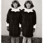 Diane Arbus / Identical Twins, Roselle, New Jersey (1967), 2014 © Sandro Miller / Courtesy Gallery FIFTY ONE, Antwerp