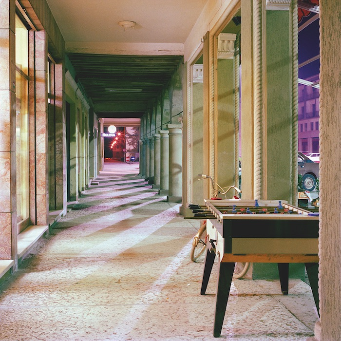 Pegognaga, Mantova. 1982 © Olivo Barbieri