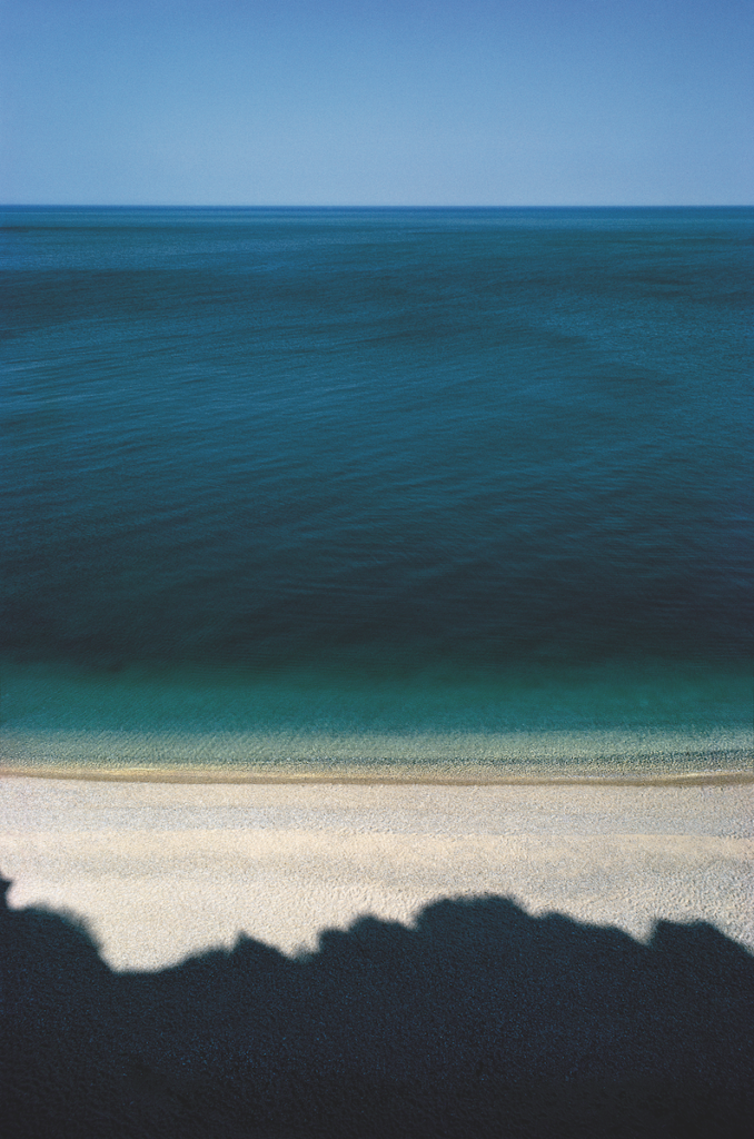 Baia delle Zagare, 1970 © Franco Fontana