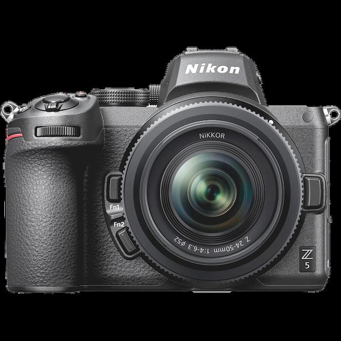 Nikon Z 5 front