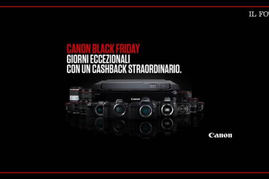 Canon Black Friday