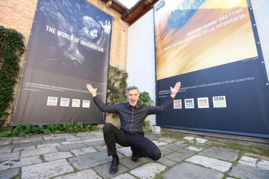 © Luca Venturi, fondatore e art director Siena Awards