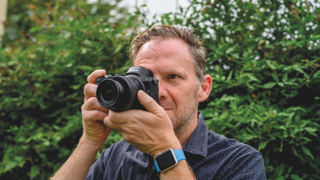 Nikon Z 5 in uso