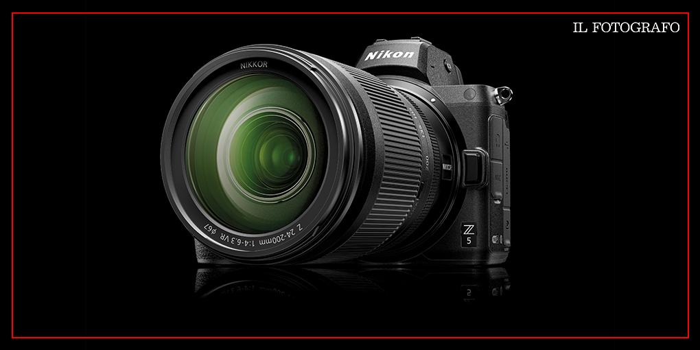 Nikon Z 5 - corpo principale