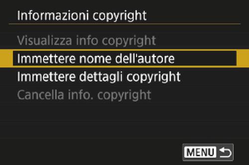 info su copyright