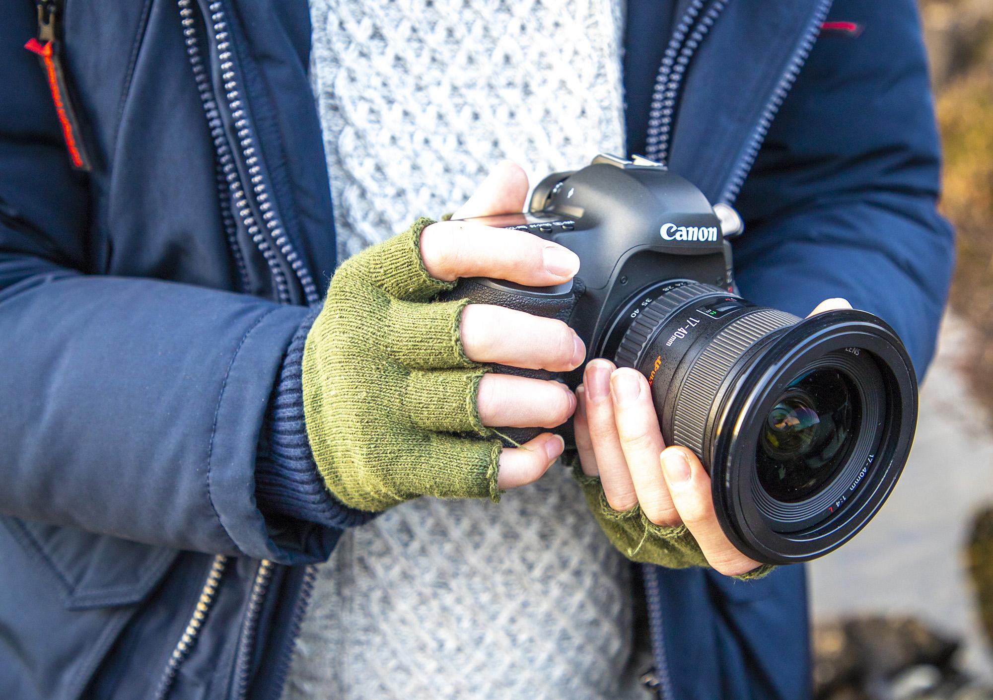 Fotografare d'inverno